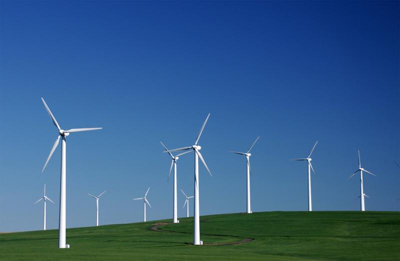 Baugesuch für Windmessanlage eingereicht