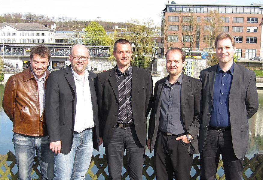 Windpark Burg AG gegründet