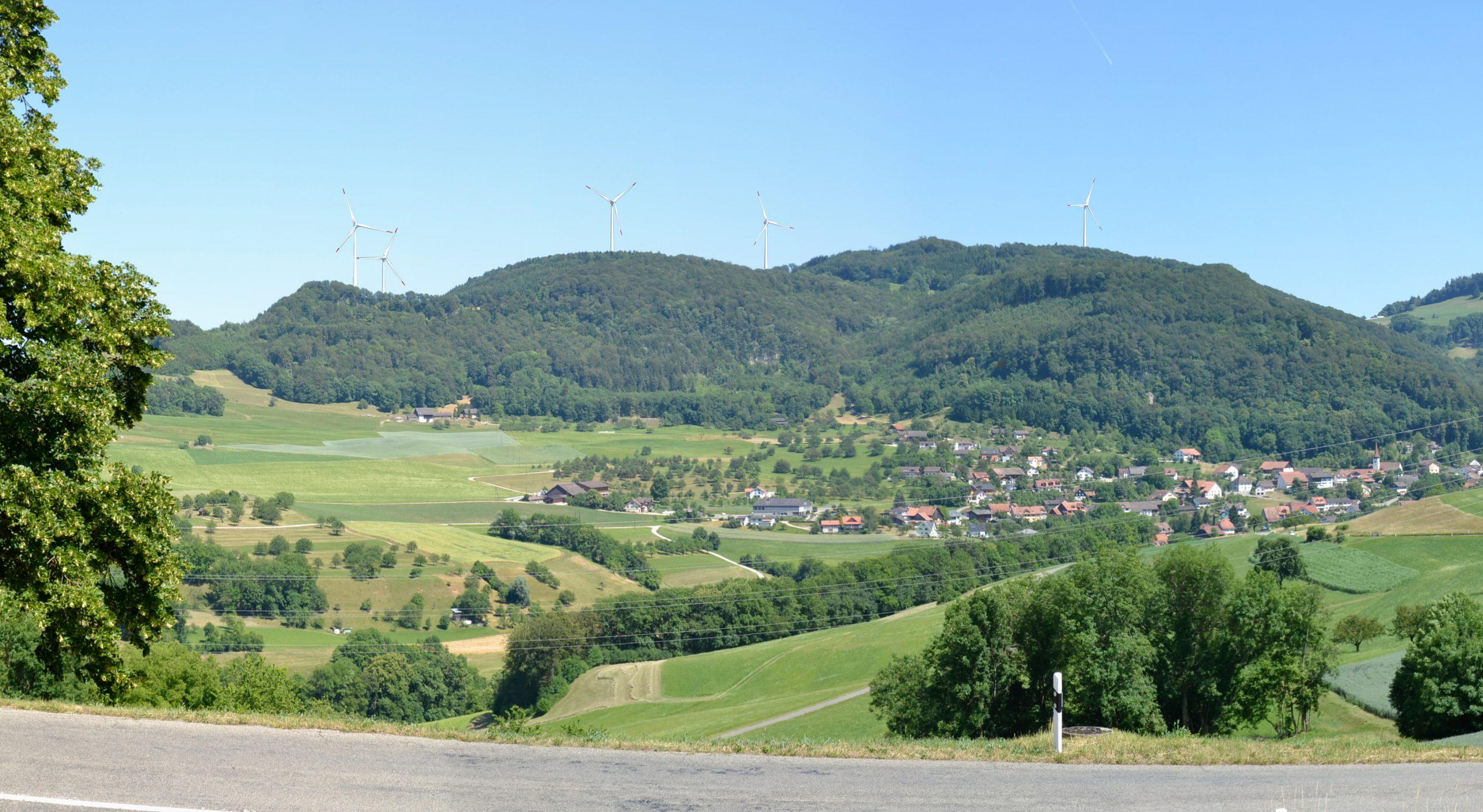 Wussten Sie, dass…? Strom aus Schweizer Steckdose